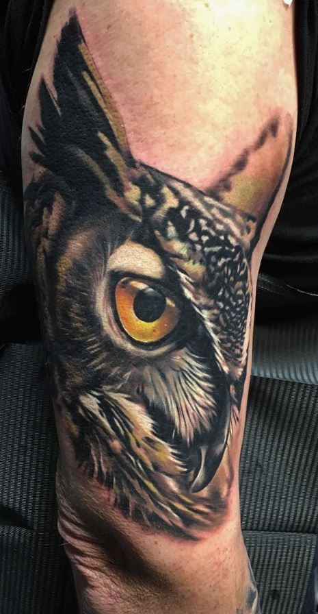 30 Unique Animal Tattoo Designs Doozy List
