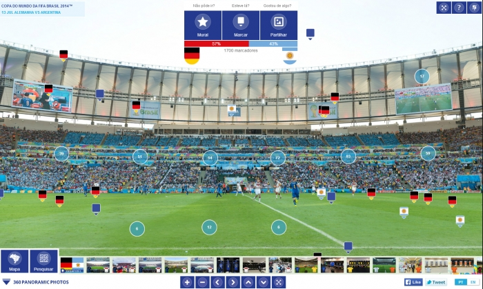 fifa brasil 2014 digisfera