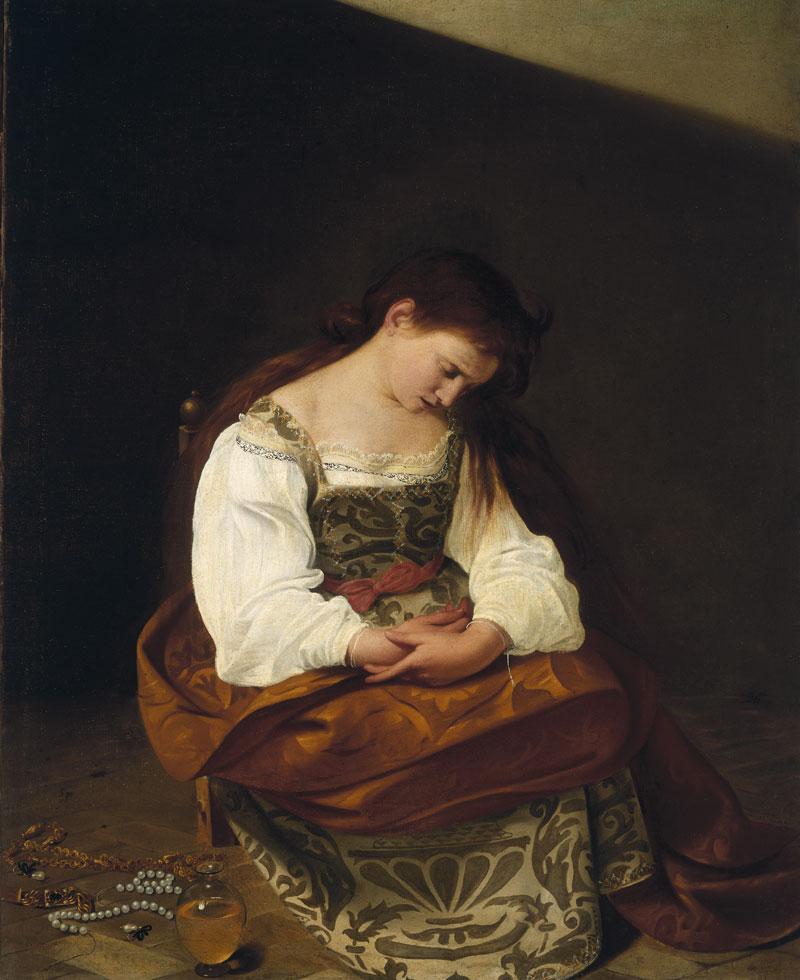 Risultato immagine per Maddalena penitente