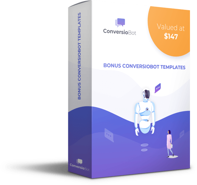 ConversioBot bonuses