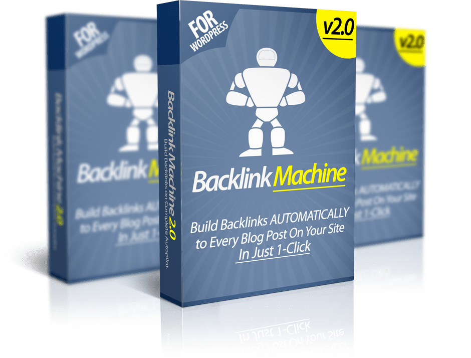 WP Backlink Machine 2.0 Review