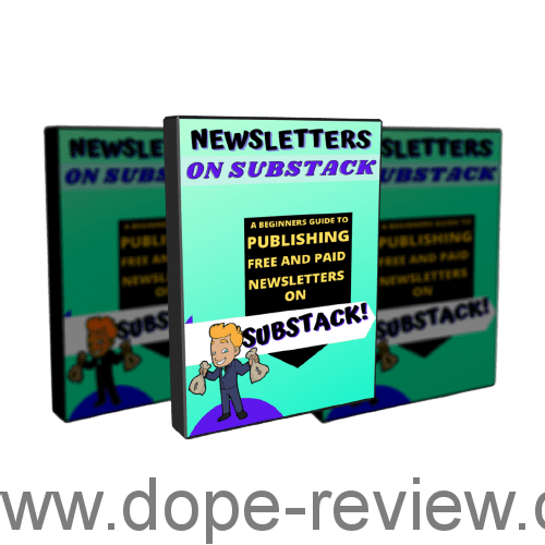 Newsletters on Substack
