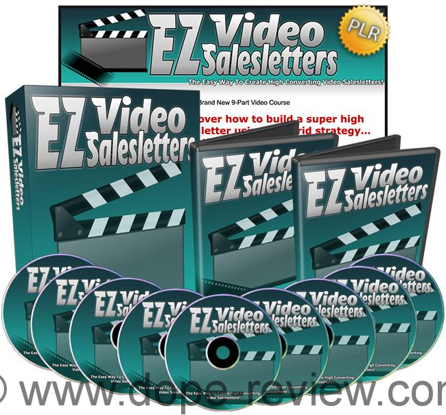 EZ Video Salesletters Review