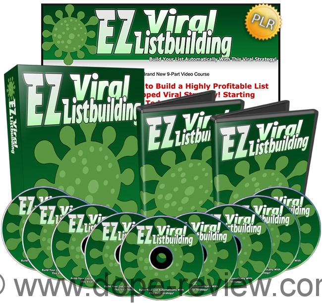 EZ Viral Listbuilding Review