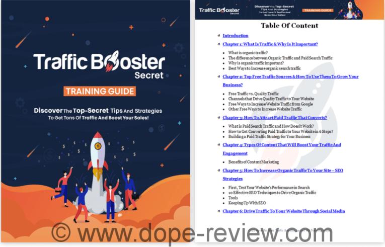 Traffic Booster Secret Review