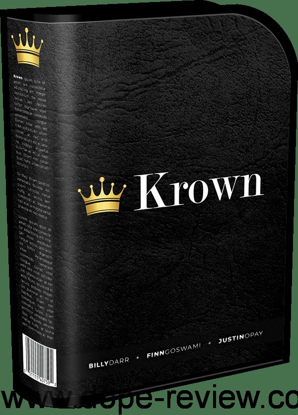 Krown FaceBook App Review
