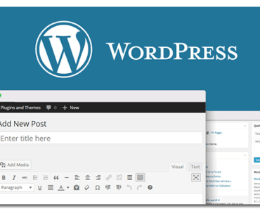 small business website design with wordpress
