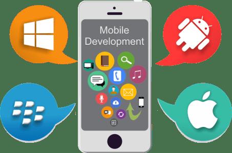 mobile application development 2018