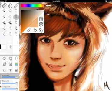iPad Drawing and Sketching Apps