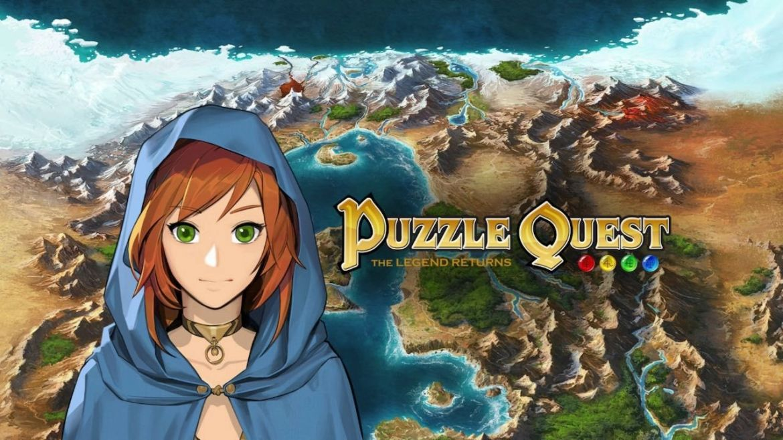 Puzzle Quest The Legend Returns