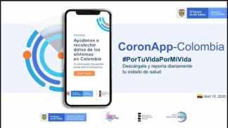 CoronApp - Colombia
