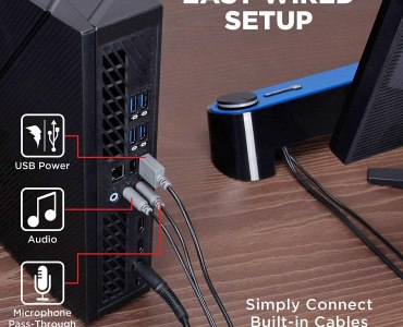 soundbars for PC gaming