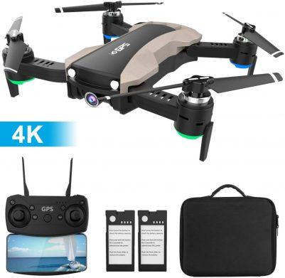 best foldable drones under $200
