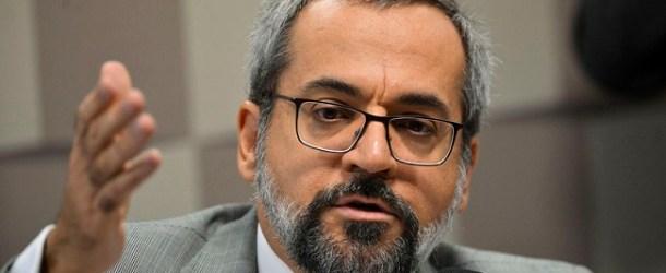 Weintraub se cala em depoimento à Polícia Federal