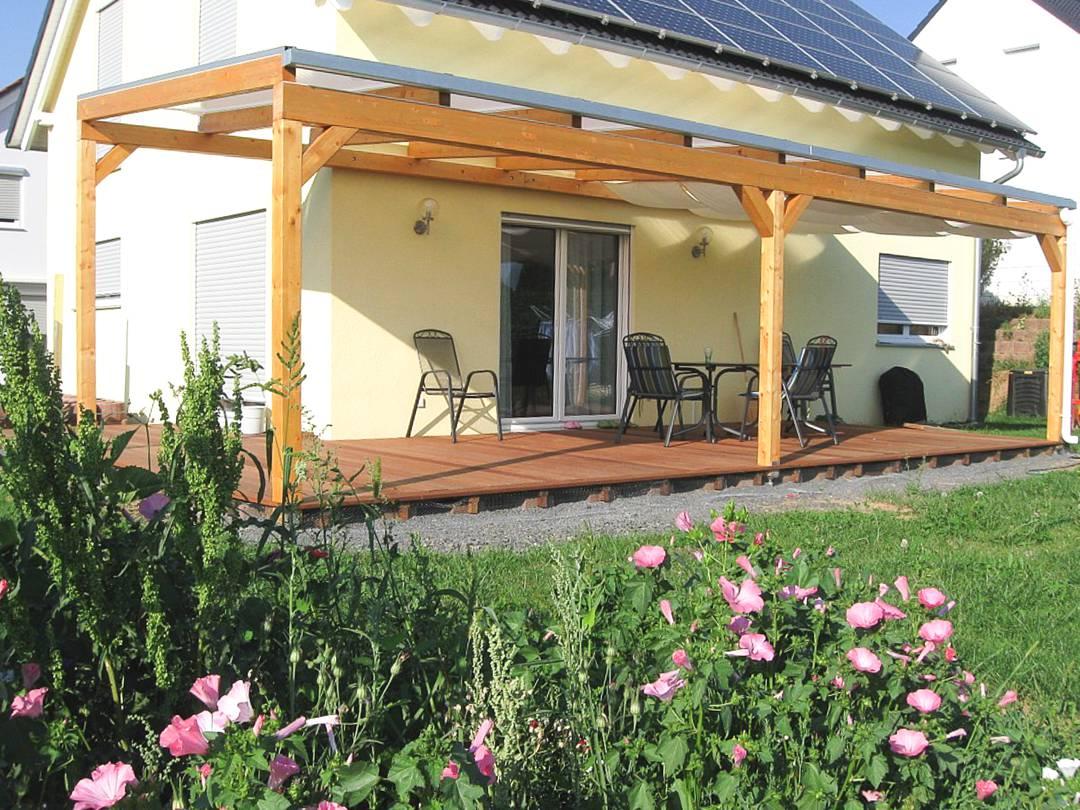 Terrassenüberdachungen Günstig Kaufen Bei Doppel-Stegplatten.De