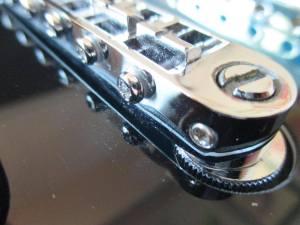 Music Man Steve Morse Model mastil puente