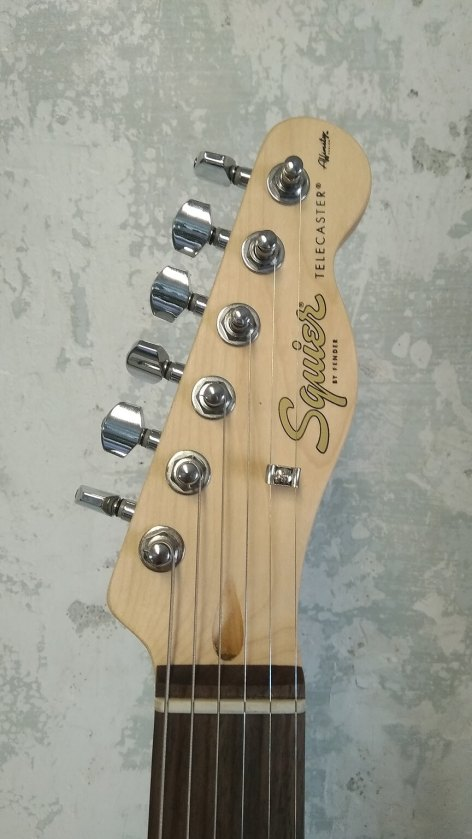 pala Squier Telecaster affinity