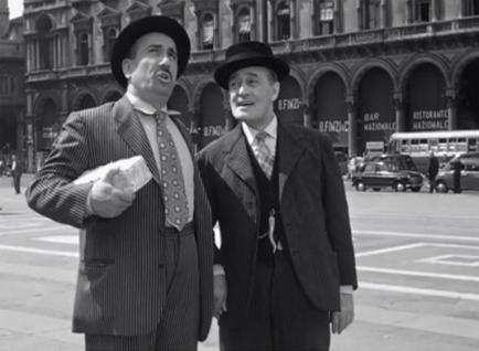 Due uomini e una lettera | Doppiozero