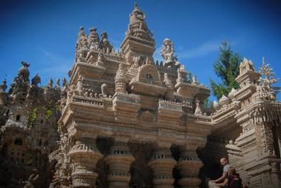 Palais idéal, un castillo imaginario