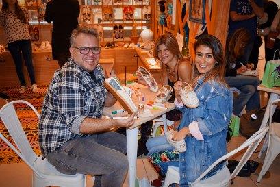 Pablo Czentorycky, Guillermina Neri y Cecilia López Martin