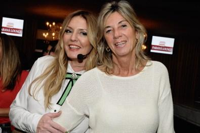 Andrea Galantti y Gabriela Castelani de Francovigh