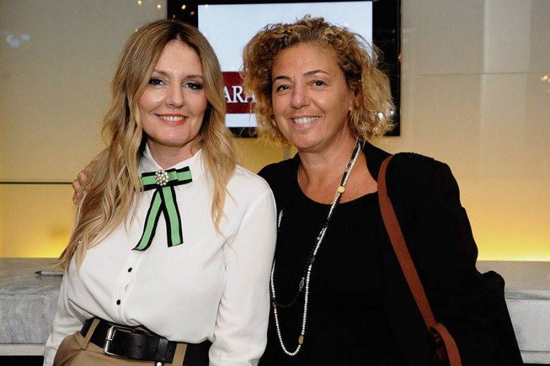 Andrea Galantti y Andrea Garrone