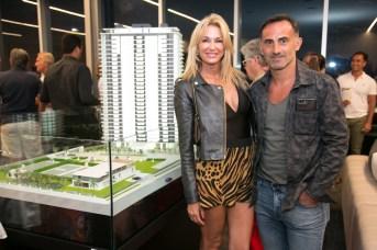 Yanina y Diego Latorre