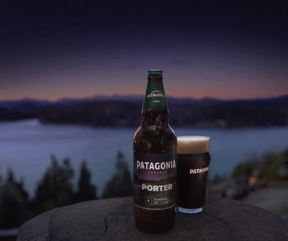 Porter Cerveza Patagonia