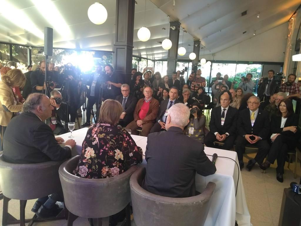 Conferencia de prensa lanzamiento temporada de uruguay