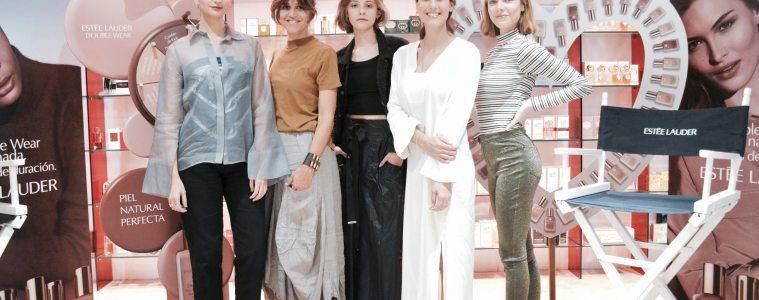 celebrities evento Estée Lauder