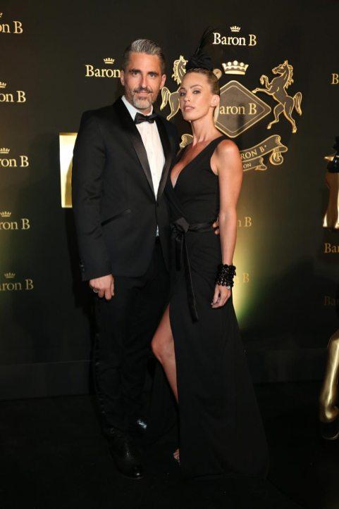 Nicolás Paladini y Rocío Guirao Diaz