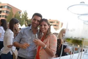 Leonel Lattanzio y Sra.
