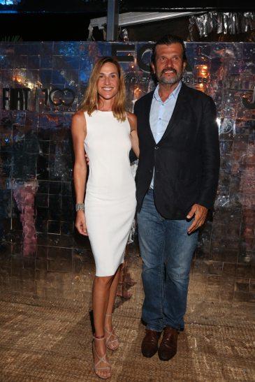 Lara Bernasconi y Federico Alvarez Castillo