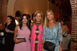 Sandra Dallari, Maria Jose Gindre y Ana Lia Bianchi