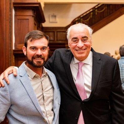 Federico Duran y Rafael Díaz