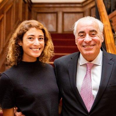 María Paz Díaz y Rafael Díaz
