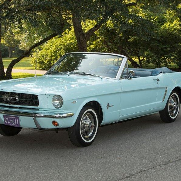 1965-Mustang-I
