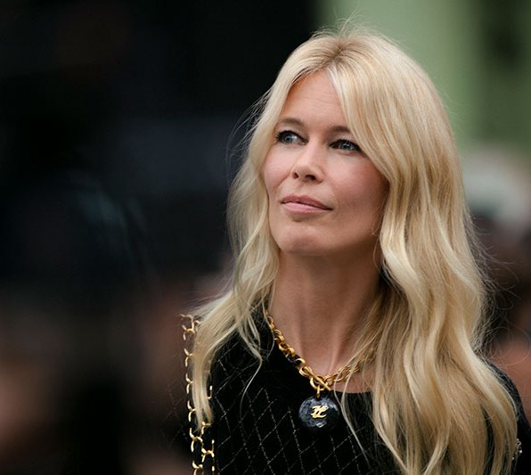 Karl-for-ever-Claudia-Schiffer-