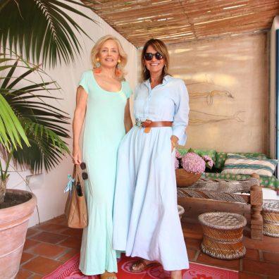 Cecilia-Zuberbuhler-y-Teresa-Calandra-no-quisieron-perderse-el-almuerzo-de-Ros-Garden