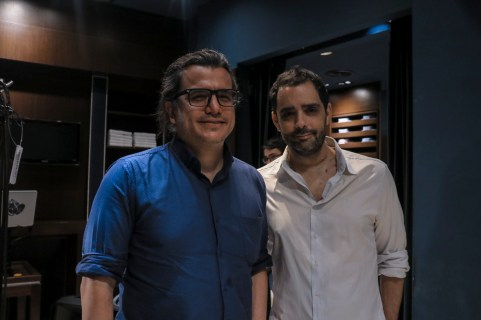 Leonardo Raschela y Martín Malaponte