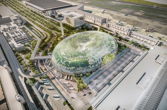 Aeropuerto Changi de Singapur1