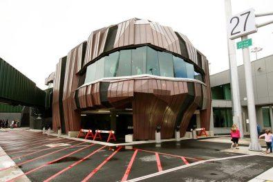 Aeropuerto de Wellington Nueva Zelanda