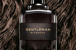 Gentleman Givenchy Eau de Parfum Boisée con audacia y delicadeza