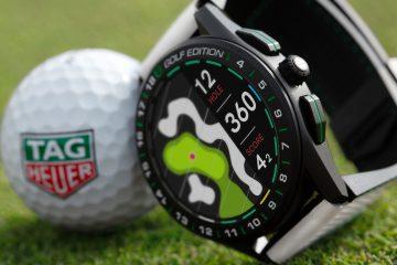 El golf al siguiente nivel con la tercera generación de Connected Watch