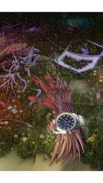 Gucci inyecta arte alrededor del reloj G-Timeless