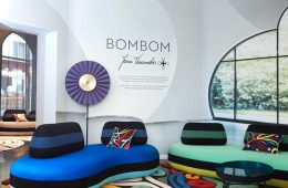 Joana Vasconcelos detrás de la nueva colección de Roche Bobois