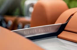 Dawn Silver Bullet: revelan imágenes del próximo Rolls-Royce