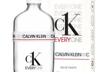 Calvin Klein lanza fragancia de lujo y vegana