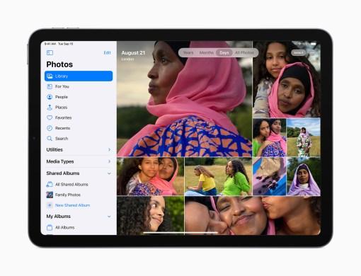 iPad Air con A14 Bionic, lo más avanzado de Apple
