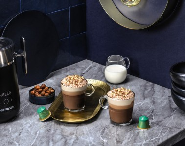 Festive Variations Italia, las tres nuevas variedades de Nespresso